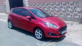 2016 Ford Fiesta EcoSport Automatic