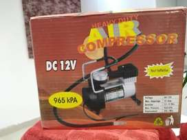 Brand New! Heavy Duty Air Compressor 965 kPA (12V)
