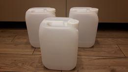 Bańki Kanister pojemnik 5 -10-20-25 litrów