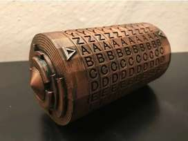 Letter Cryptex