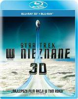 Star Trek W nieznane 2D/3D Blu ray - NOWY - FOLIA