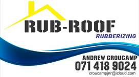 Rubber Roof Coating and Waterproof your Home pr Business Roof