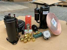 Air-conditioning and refrigeration spares