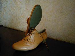 Туфли бежевые НОВЫЕ, размер 39.