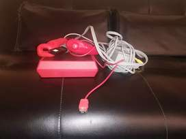 Selling wii console with accessories