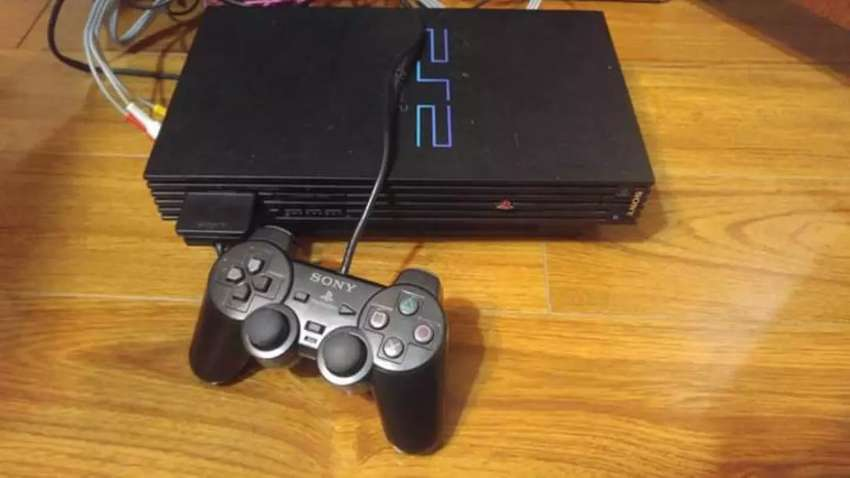 Ps2 console 0