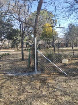 High Security Fencing and Gates