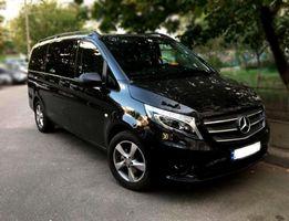 Пассажирские перевозки VIP на новом Mercedes/Аренда микроавтобуса.