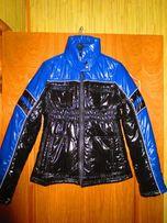 Куртка пр-ва Италии, для девочки р.S - р.42, новая.