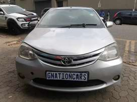 Toyota Etios 1.5 model 2014 for Sell