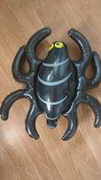 Надувной паук
