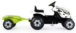 Педальный трактор с прицепом COW FARMER Smoby XL (710113)