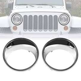 Front Headlight Trim cover