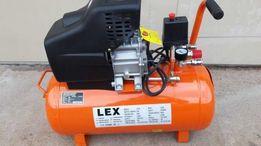 Компрессор Lex LXC50 на 50л-Чехия