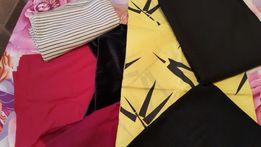 Продам ткани, мерный лоскут (шерсть, хлопок, трикотаж)