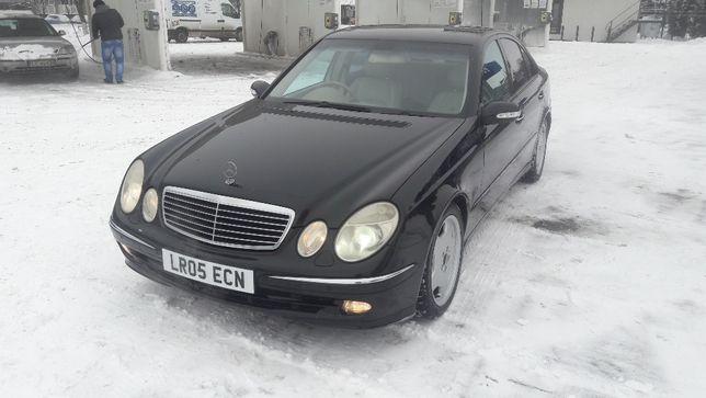 АвтоРазборка Mercedes W211 W203 W220 W163 E270 E320 E280 E220 C320 c27 Луцк - изображение 1