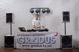 Музыка на свадьбу музыкант ди-джей ведущий DJ выпускной корпоратив