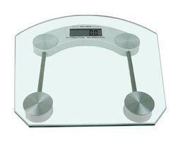 Напольные прозрачные весы MS-2003B