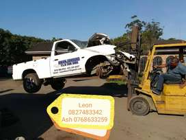 Ford Ranger F8 stripping for Spares