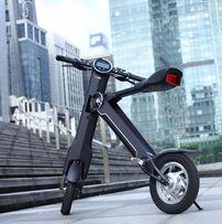 Hi tech электрический скутер TRIAD K1, N1, M1