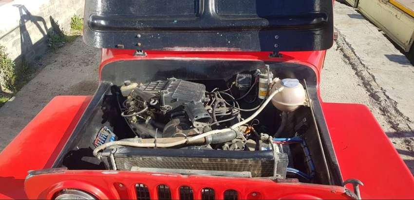 Jeep (Build up) 0