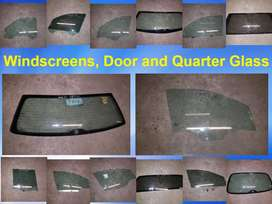 CK Auto Spares  Windscreens, Door and Quarter glass for sale