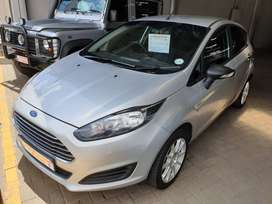 ~2014 Ford Fiesta 1.4i-Full service history-Spotless condition