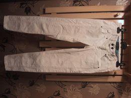 OBJECT collectorsitem.Snieżno-białe rurki.W:31 L:34.M.Pas:76cm.Wysyłka