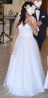 sprzedam suknię ślubną - stan idealny