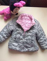 Утеплённая курточка, двухсторонняя