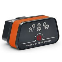 VGate iCar2 Bluetooth/Wi-Fi v1.5+ VAG com ELM327 обд2 OBD2