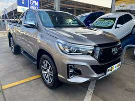2019 TOYOTA HILUX 2.8 GD-6 RB RAIDER