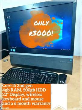 ALL in One PC Desktop Computer - PRICE REDUCED!!