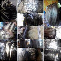 мелирование,растяжка цвета,омбре,покраска волос