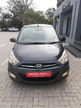 2013 Hyundai i10 1.25 GLS /Fluid with full service history with agent