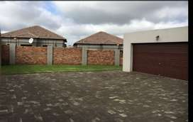 3 Bedroom house with own yard Terranova Bushwillow