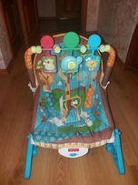Кресло - качалка fisher price