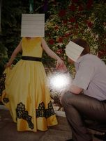 Продам детское выпускное платье.