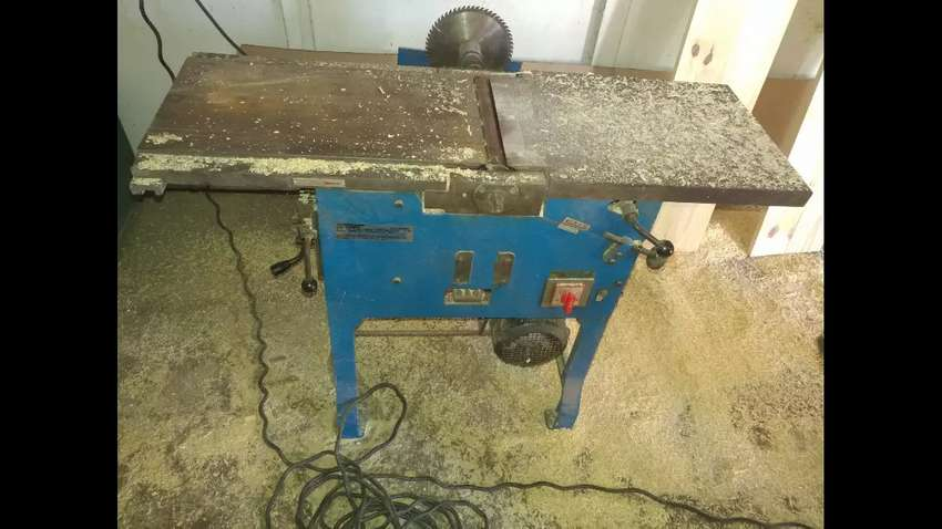 Jointer Planer Morticer saw 0
