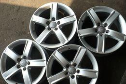 "Felgi Aluminiowe 5X112 17"" Oryginał Audi Q5"