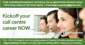 Kickoff your call centre career NOW… We're hiring Call Centre Agents