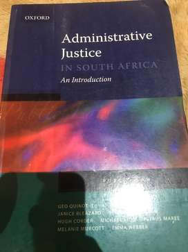 Administrative Justice in South Africa - An Introduction (Paperback)