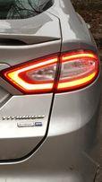 Mondeo Przeróbka przerabianie lamp Ford FUSION USA Mondeo MK5