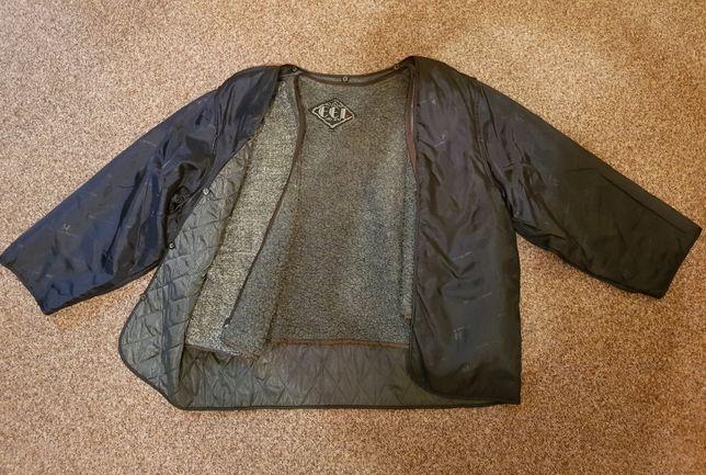 Кожаная куртка-трансформер р.L состояние новой Киев - изображение 5