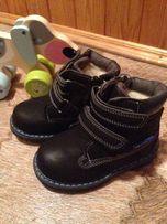 Детские зимние ботинки 23 размер