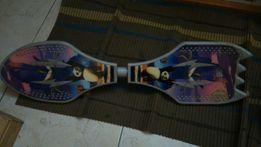 Ripstik Двухколёсный скейтборд Скейт детский Кунг-фу панда