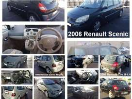 Renault Scenic spares for sale.