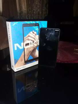 Brand New Nokia 1 Plus. Never used before