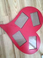 Home&You ramka na zdjęcia w kształcie serca 15x10