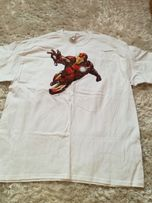 T-shirt Iron Man, XL, nowy